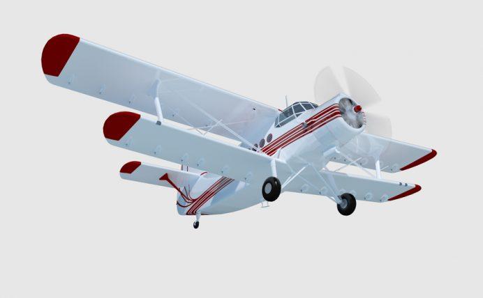 tiger moth propeller bi-plane