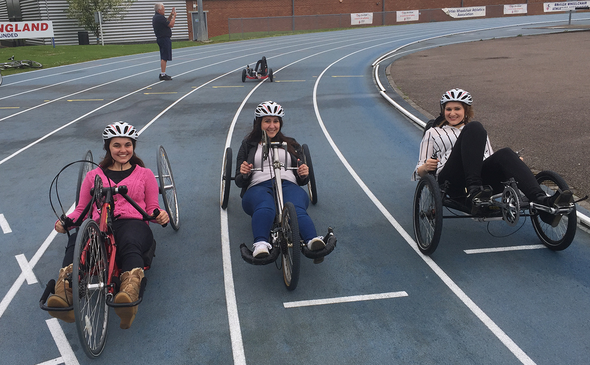 Limbpower games 2016 - Handcycling