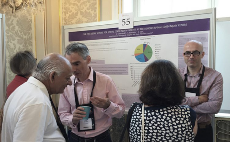 International Spinal Cord Society conference 2016