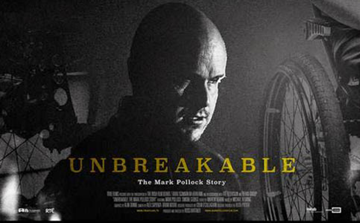 Mark Pollock Unbreakable