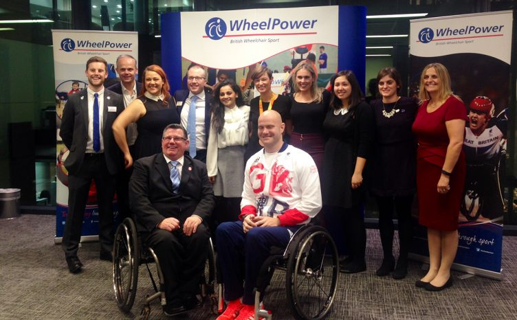 Wheelpower event 2016