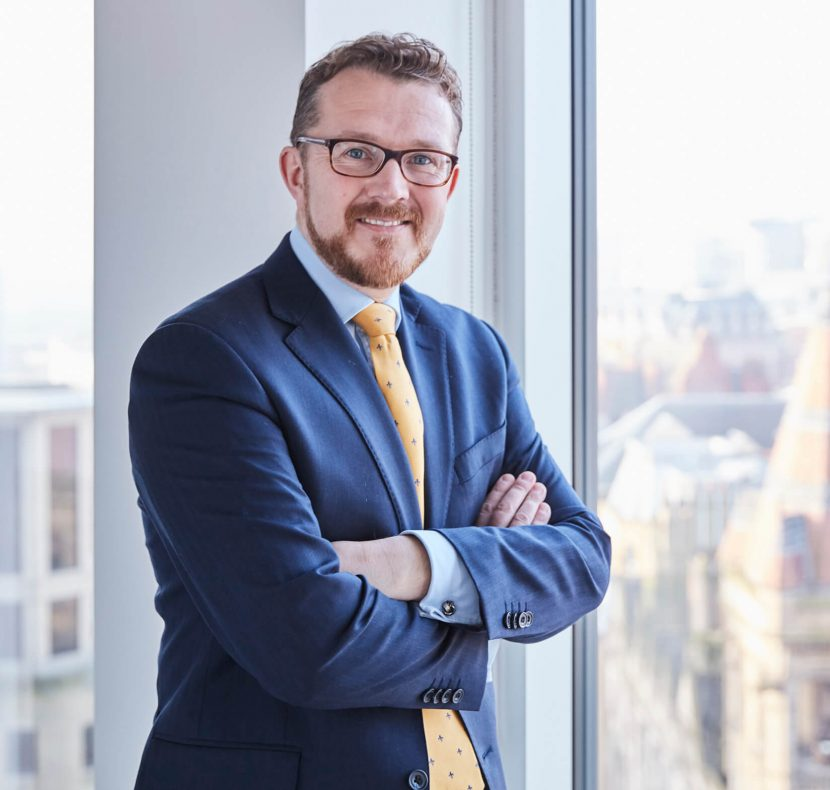 Adrian Clossick, Partner, Divorce and Family, Stewarts