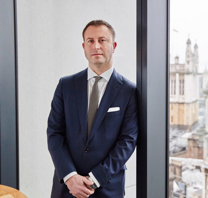 Dan Herman, Partner, Personal Injury and Head of Leeds office, Stewarts