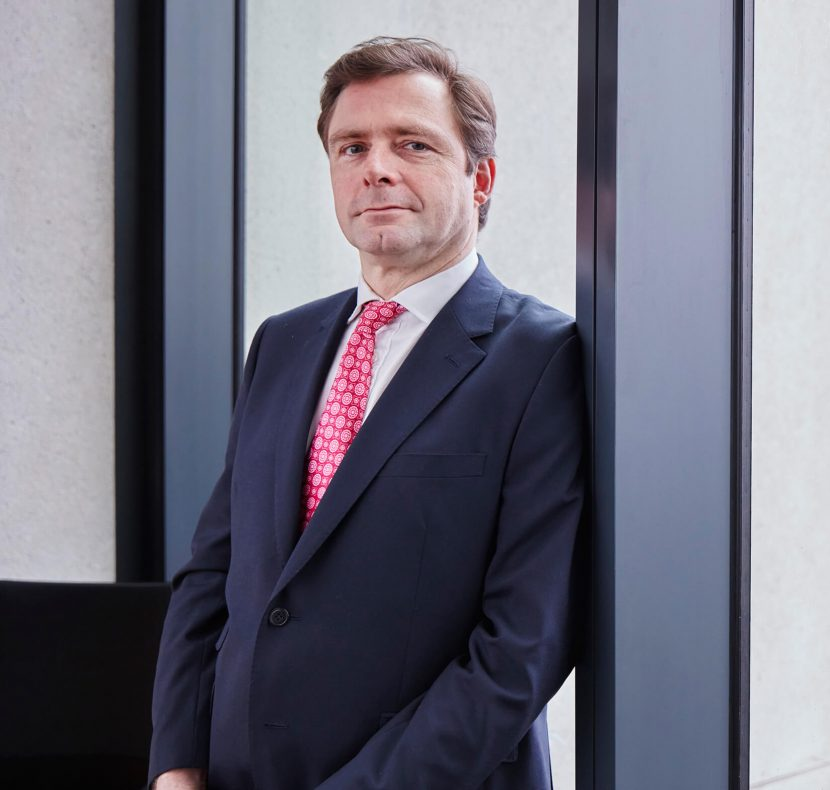 James Healy-Pratt, Partner, Head of Aviation, Stewarts