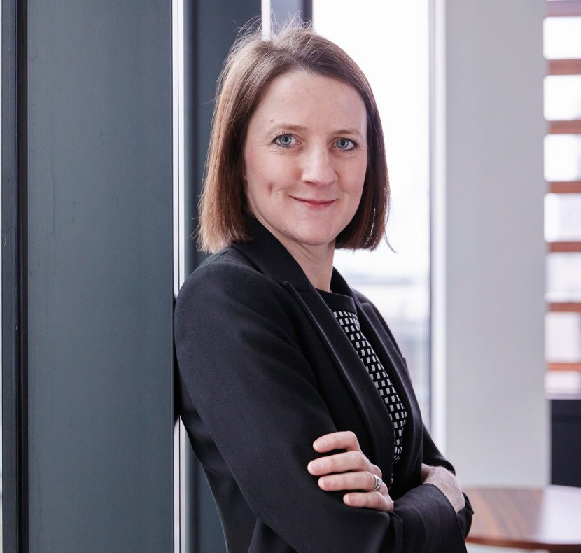 Lucy Ward - Partner, Commercial Litigation - Stewarts