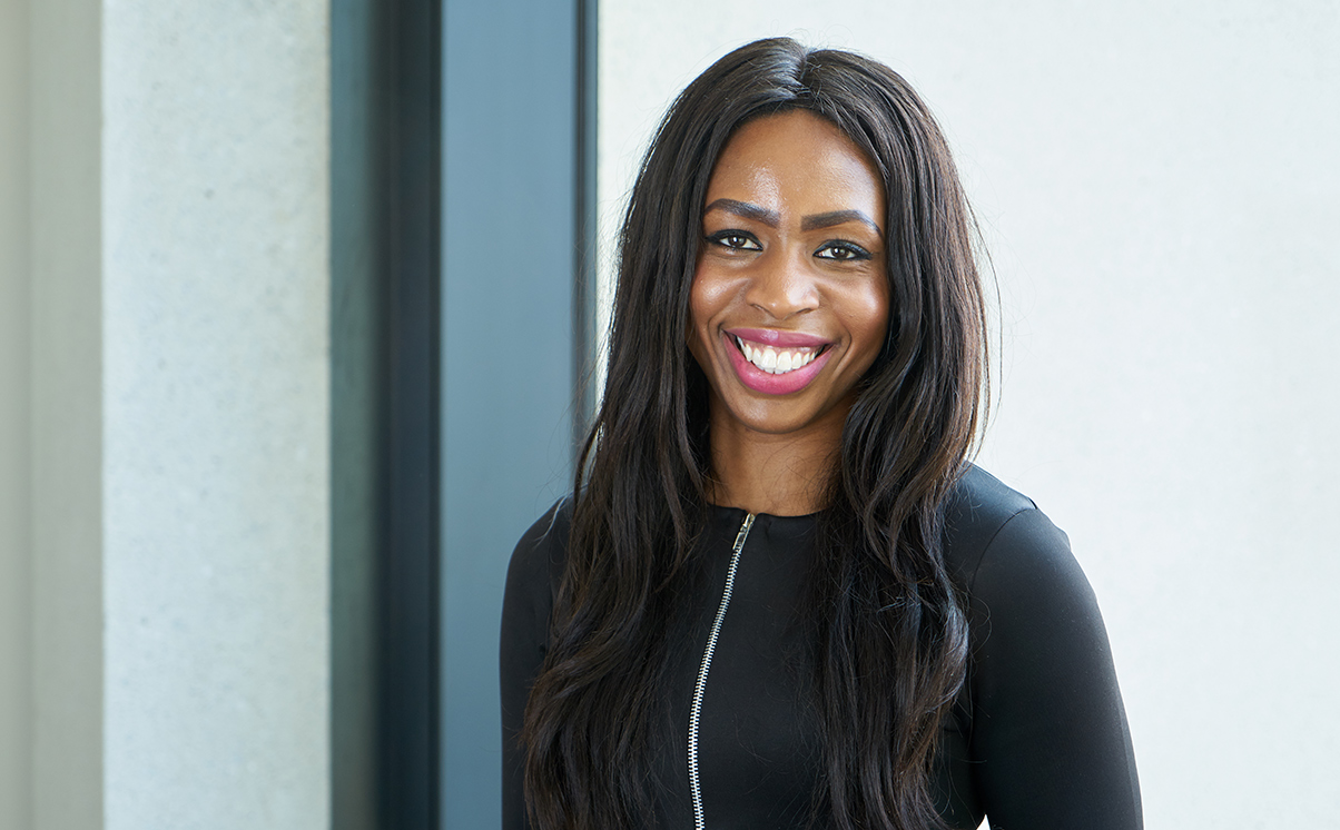 Zara Okereafor - Happiest Person In Legal 2017