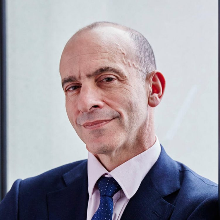 Clive Zietman, Partner, Head of Commercial Litigation, Stewarts