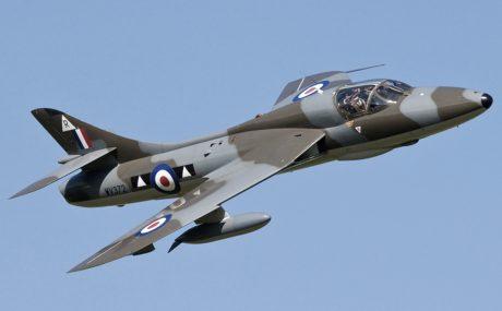 Hunter T7 plane - Shoreham Air Disaster