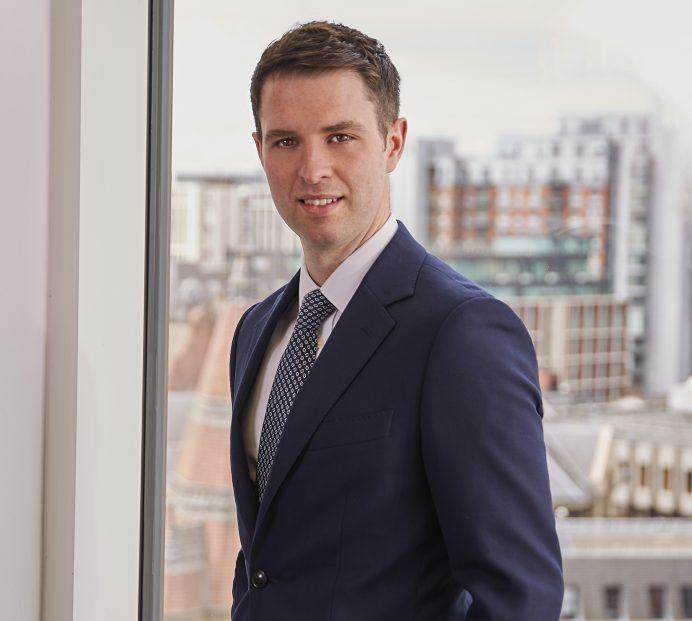 Matt Akroyd, Associate, Commercial Litigation
