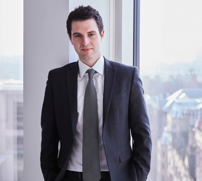 Matthew Akroyd, Solicitor, Commercial Litigation and Competition Litigation, Stewarts