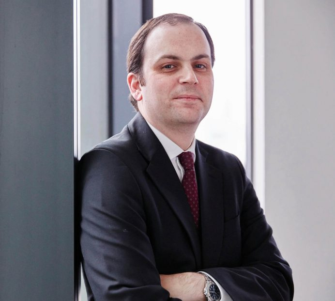 Andrew Benzeval, Senior Associate, Personal Injury, Stewarts