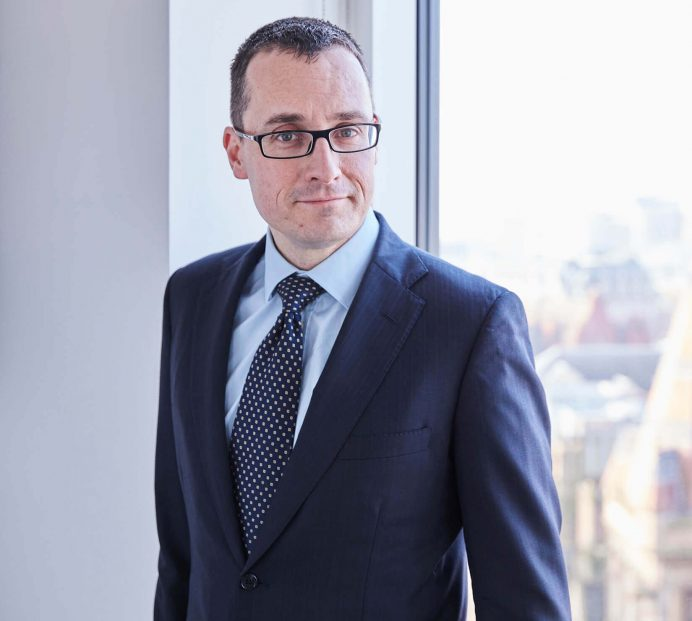 Ben Townsend, Partner, Personal Injury, Stewarts