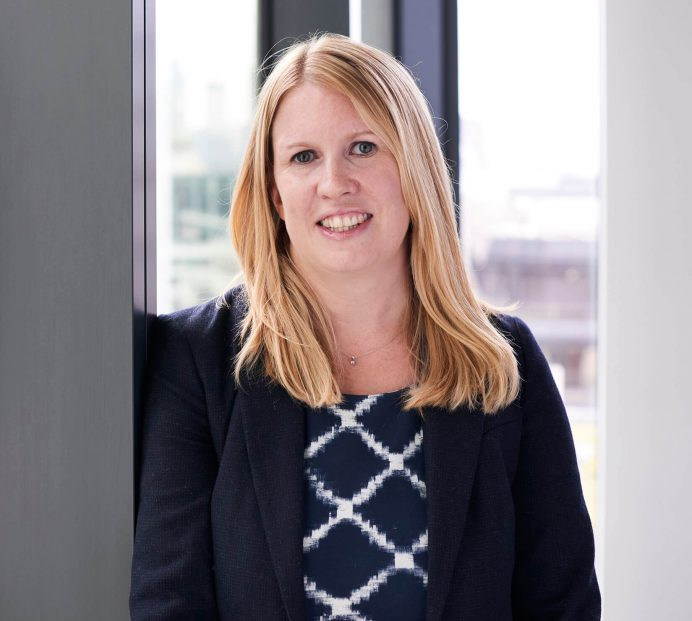 Clare Salmon, Partner, Personal Injury, Stewarts