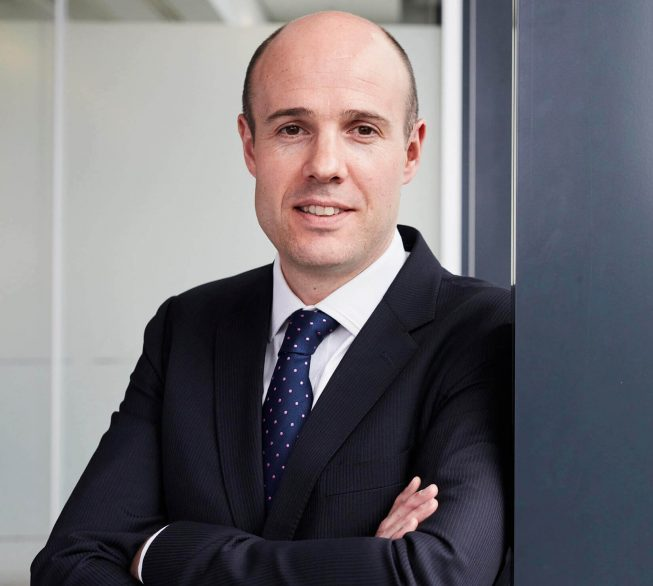 Edward Heaton, Senior Associate, Divorce and Family, Stewarts