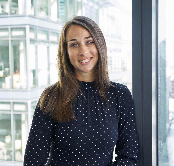 Francesca Carrington-Hughes, Trainee Solicitor, Stewarts