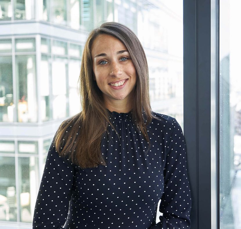 Francesca Carrington-Hughes, Trainee Solicitor, Stewarts