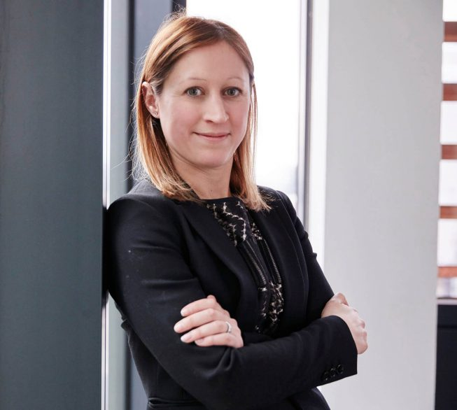 Francesca Berry, Senior Associate, Commercial Litigation and Trust and Probate Litigation, Stewarts