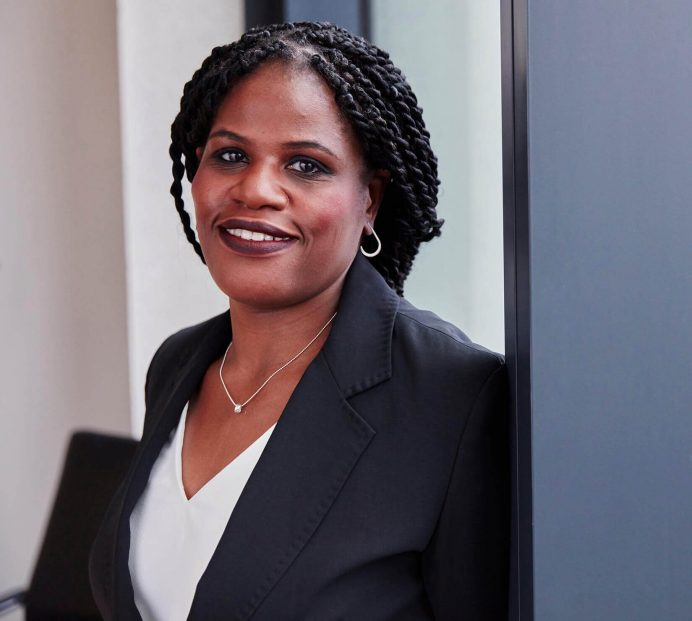Funmilayo Kolaru, Compliance Manager, KM & Compliance, Stewarts
