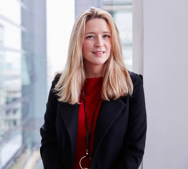 Harriet Kerchiss, Solicitor, Divorce and Family, Stewarts