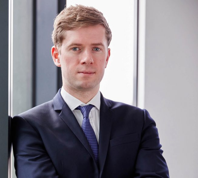 Harry Spendlove, Solicitor, Commercial Litigation and Tax Litigation, Stewarts