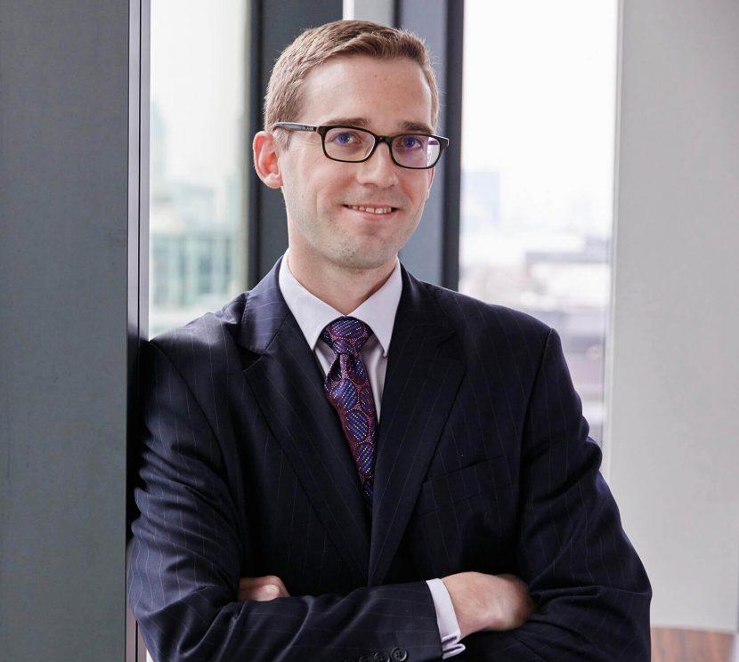 Hugh Johnson, Senior Associate, Clinical Negligence, Stewarts