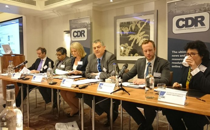 CDR Spring Arbitration Symposium