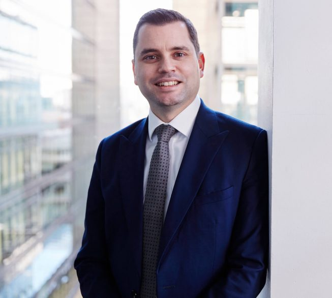 Ilyas Bulut, Senior Associate, Commercial Litigation, Stewarts