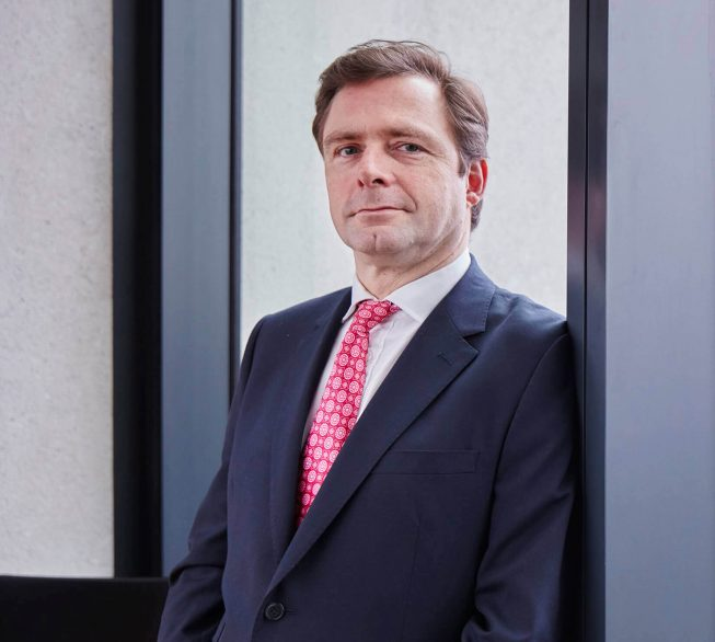 James Healy-Pratt, Head of Aviation, Partner, Stewarts