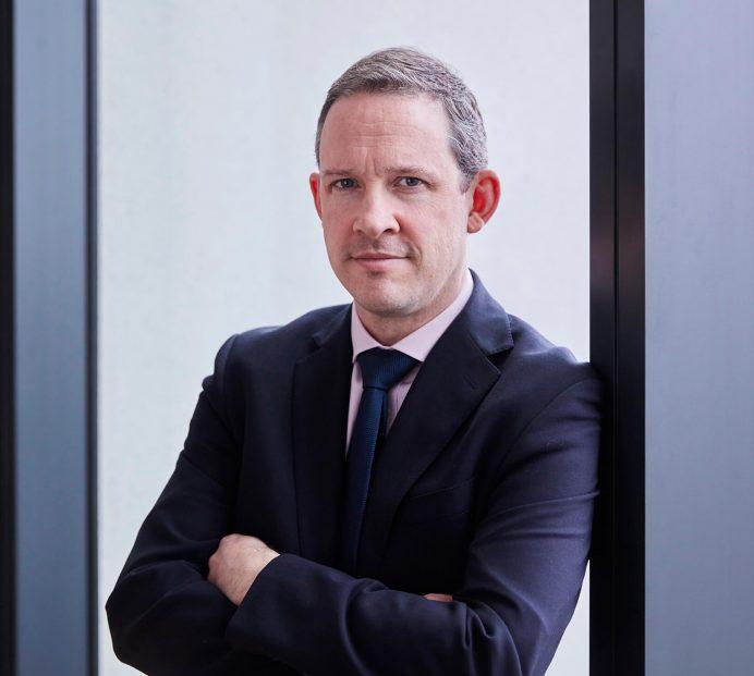 James Mead, Head of IT, Stewarts