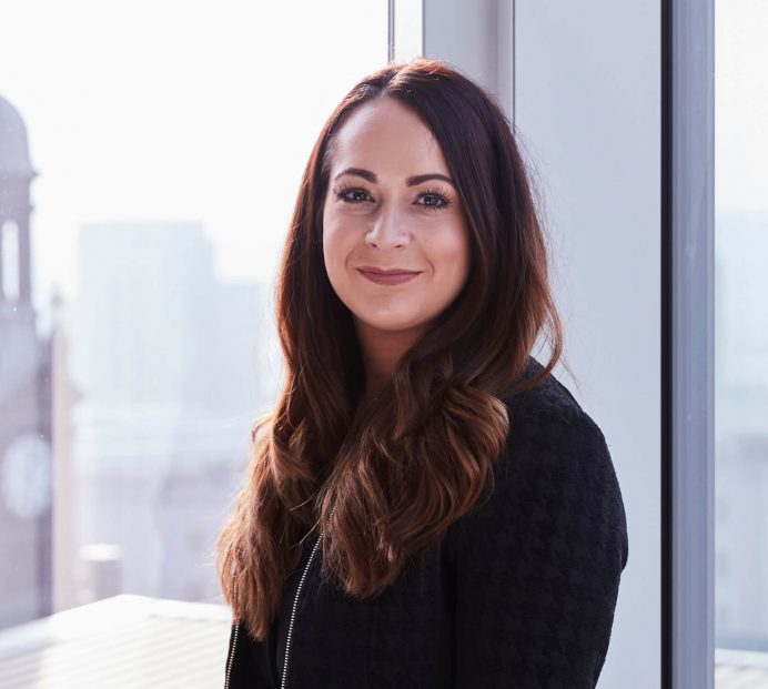 Jessica Gower, Solicitor, Personal Injury, Stewarts