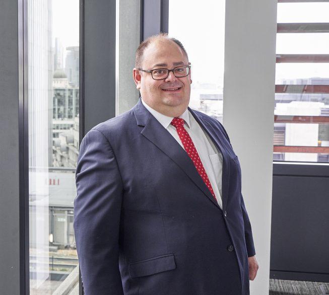 Joseph Rossello, Senior Associate, Commercial Litigation, Stewarts