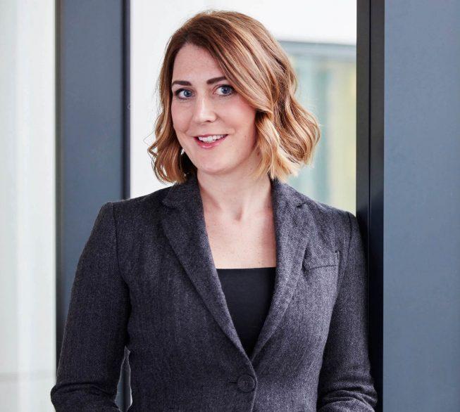 Karen Hutchinson, Senior Associate, Commercial Litigation and International Arbitration, Stewarts