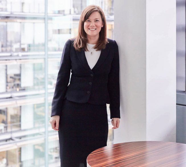 Lucy Robinson, Partner, Personal Injury, Stewarts