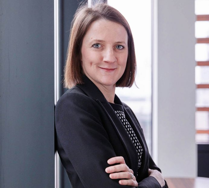 Lucy Ward, Partner, Commercial Litigation and Securities Litigation, Stewarts