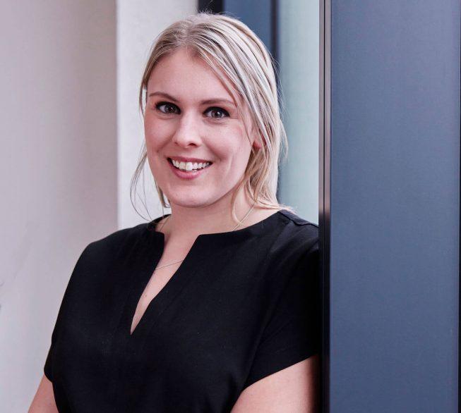 Lydia Buckingham, Senior Marketing Executive, Stewarts
