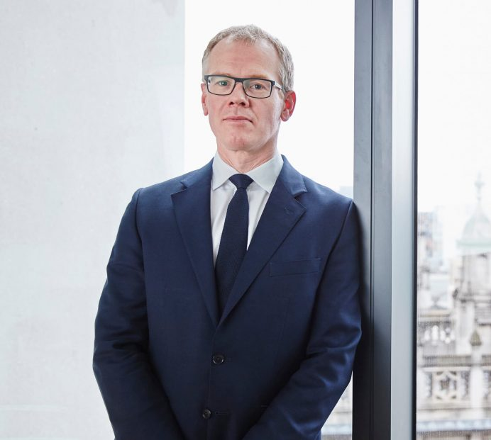 Marc Jones, Partner, Commercial Litigation, Stewarts