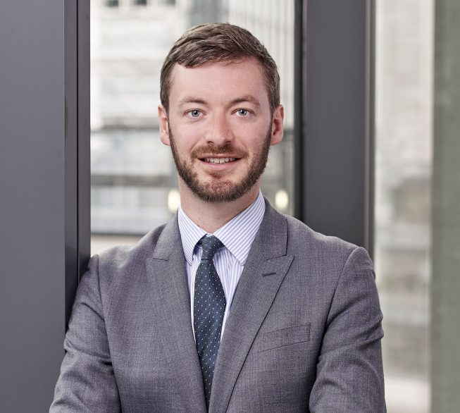 Martin Cox - Senior Associate, Tax Litigation - Stewarts