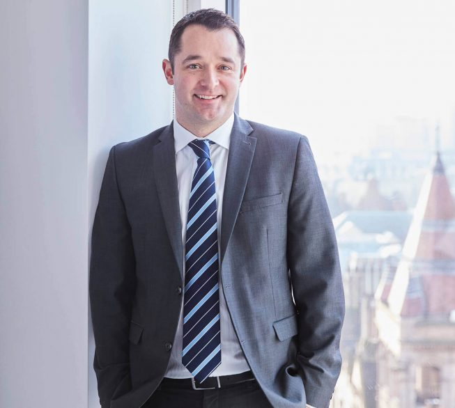 Martin Walsh, Partner, Commercial Litigation, Stewarts