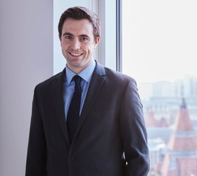 Matthew Tighe, Senior Associate, Commercial Litigation and Competition Litigation, Stewarts