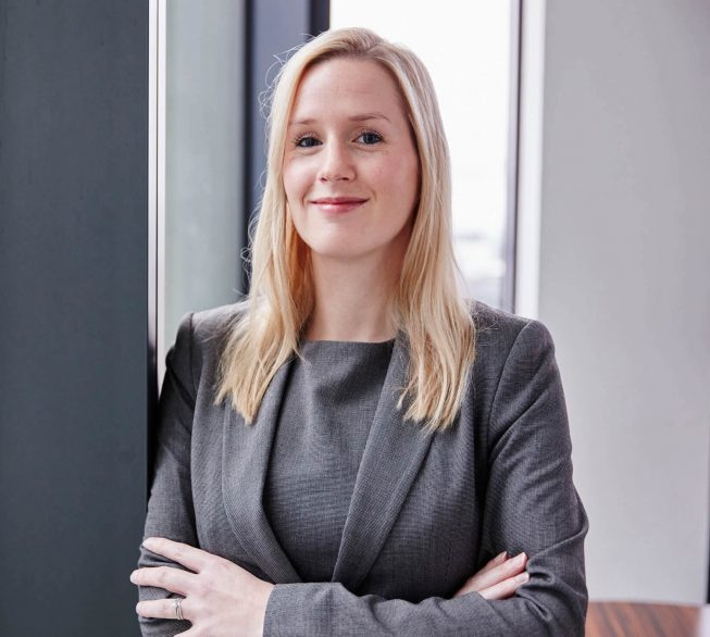 Nadia Krueger-Young, Associate, Clinical Negligence, Stewarts