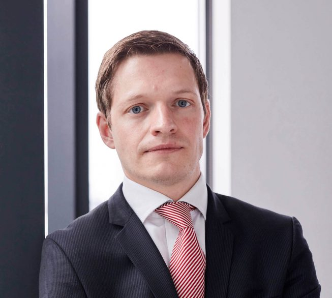 Nick Haworth, Senior Associate, Commercial Litigation and Competition Litigation, Stewarts