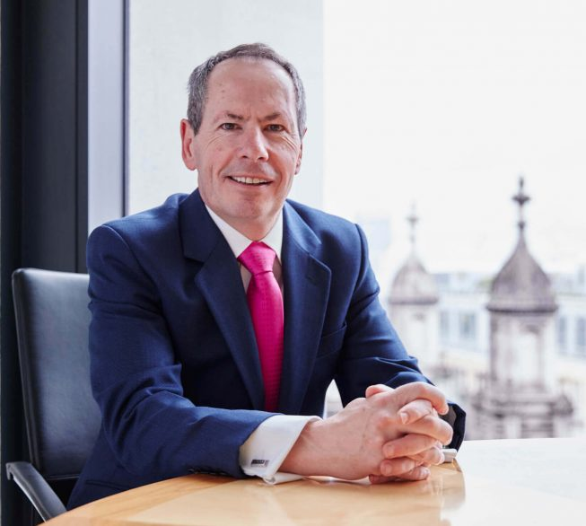 Paul Paxton, Partner, Head of Personal Injury, Stewarts