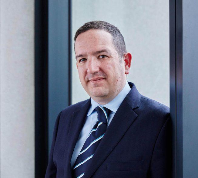 Robert Dransfield, Partner, Clinical Negligence, Stewarts
