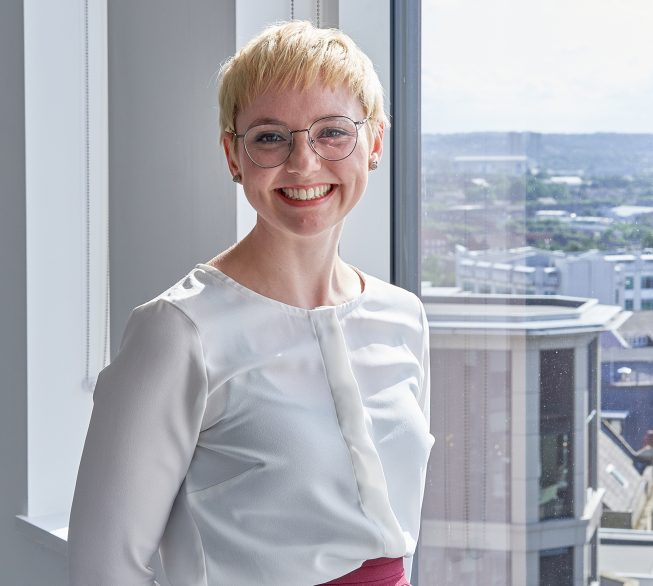 Sarah Whitham - Associate, Divorce and Family - Stewarts