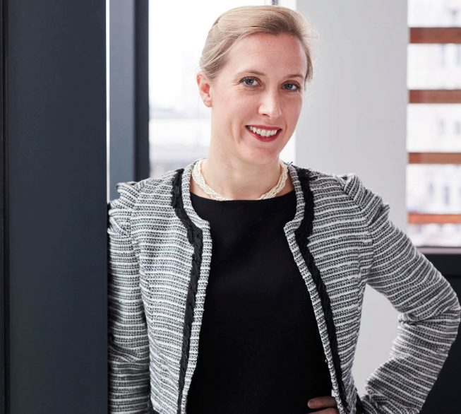 Sophie Chapman, Senior Associate, Divorce and Family, Stewarts