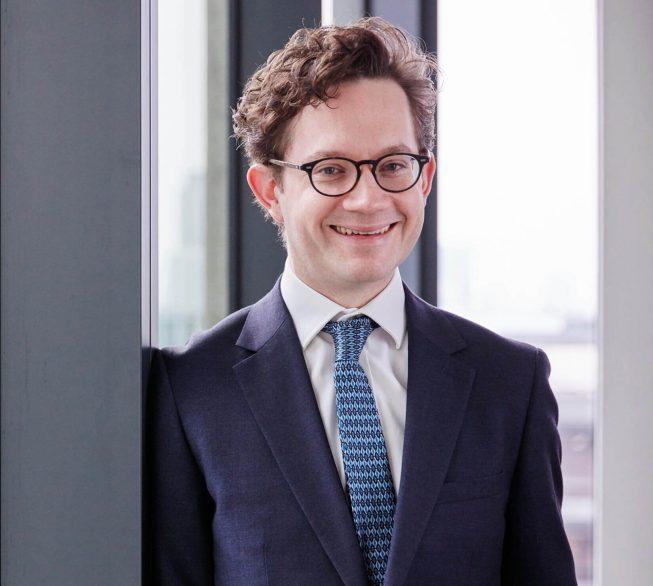 Stefan Edwards, Associate, Commercial Litigation, Stewarts