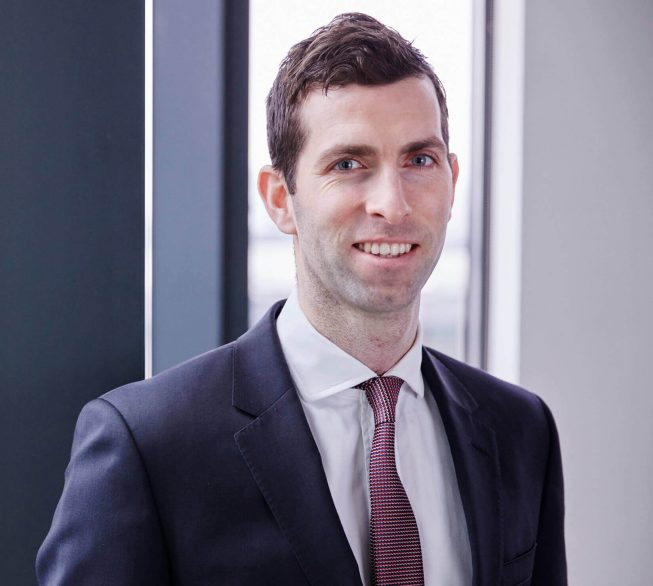 Stewart Young, Associate, Clinical Negligence, Stewarts