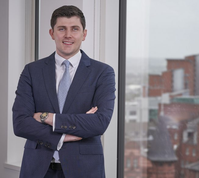 Stuart Carson, Partner, Competition Litigation
