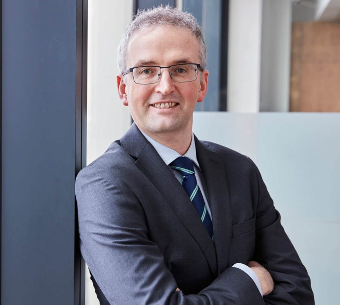 Tim Spillane, Partner, Head of Employment, Stewarts