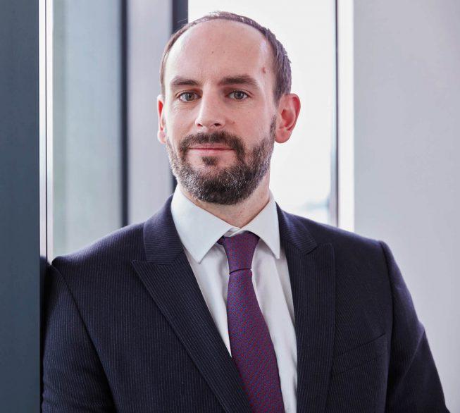 Tom Elsey, Solicitor, Commercial Litigation, Stewarts